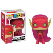 Figurine Funko Pop! Teen Titans Go! Starfire Le Flash