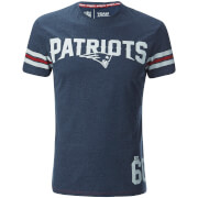 NFL Men's New England Patriots Logo T-Shirt - Navy
