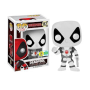 Marvel Comics Thumbs Up Deadpool Bobble-head Pop! Vinyl Figure SDCC 2016 Exclusive