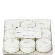Broste Copenhagen Tealights - Coconut (Set of 12)