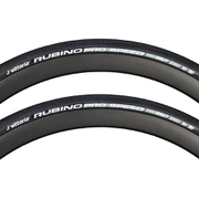 Vittoria Rubino Pro Speed G+ Clincher Tyre Twin Pack