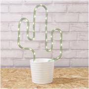 Nylon Cactus Light - Green