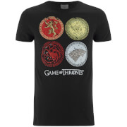 Game of Thrones Herren Got Sigil T-Shirt - Schwarz