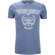 Top Gun Herren Maverick T-Shirt - Navy