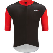 PBK Stelvio Water Repellent Short Sleeve Jersey - Red