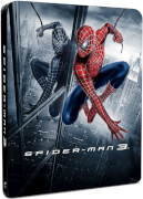 Spider-Man 3 Steelbook Exclusivo de Zavvi Ed. Lenticular