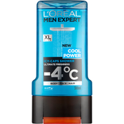 Gel Douche Cryo-Caps™ Cool Power L'Oréal Paris Men Expert 300 ml