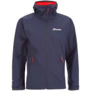 Berghaus Men's Stormcloud Hydroshell Jacket - Dusk