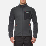Berghaus Men's Deception Fleece - Carbon/Black
