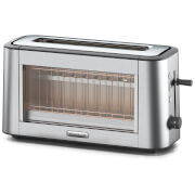 Kenwood TOG800CL Persona Two Slice Toaster - Silver