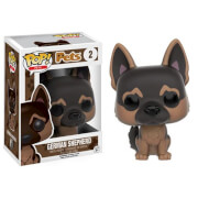 Figurine Pop! Pets Berger Allemand Funko Pop!