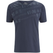 T -Shirt Smith & Jones pour Homme Reredox -Marine