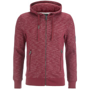 Smith & Jones Men's Cimborio Hoody - Cordovan Red