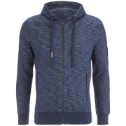 Sweat à Capuche Smith & Jones pour Homme Cimborio -Marine