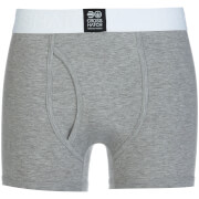 Crosshatch Herren 3 Pack Triplet Boxers - Grey