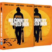 No Country for Old Men - Zavvi Exclusive Limited Edition Slipcase Steelbook (Limited to 2000 Copies) (UK EDITION)