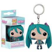 Vocaloid Hatsune Miku Pocket Pop! Sleutelhanger