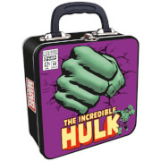 Marvel Embossed Hulk Tin