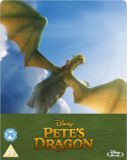 Pete's Dragon - Zavvi UK Exclusive Limited Edition Steelbook
