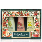 Crabtree & Evelyn Botanicals Hand Therapy Sampler 3x25g (Worth £18.00)