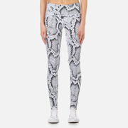 Varley Women's Union Tight Leggings - Ash Python