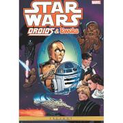 Star Wars Droids And Ewoks Omnibus Droids Cvr Hardcover Graphic Novel