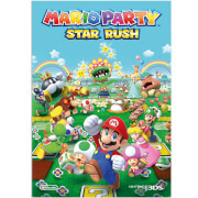 Mario Party: Star Rush Notebook