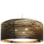 Graypants Drum Pendant Lamp - 36 Inch