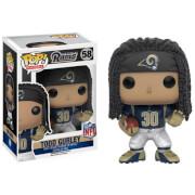 Figura Pop! Vinyl Todd Gurley Ronda 3 - NFL