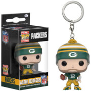 NFL Aaron Rodgers Pocket Pop! Sleutelhanger