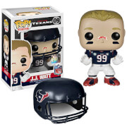 NFL JJ Watt Wave 1 Pop! Vinyl Figur