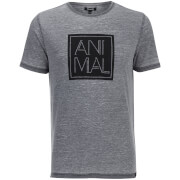 Animal Men's Lureo T-Shirt - Total Eclipse Navy Marl