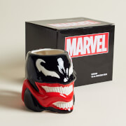 Official Spider-Man Venom Molded Mug