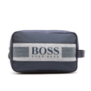 BOSS Green Men's Pixel J Washbag - Navy