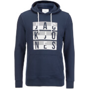Jack & Jones Men's Core Eddy Hoody - Navy Blazer