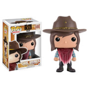 Figura Pop! Vinyl Carl Grimes - The Walking Dead