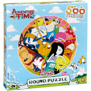 Adventure Time Puzzle (500 Pieces)