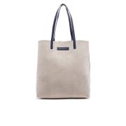 WANT Les Essentiels de la Vie Women's Logan Vertical Tote Bag - Multi/Pebble/True Blue