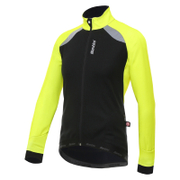 Santini Polar Windstopper Winter Jacket - Yellow