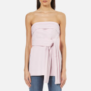 C/MEO COLLECTIVE Women's Break Through Bustier Top - Parfait