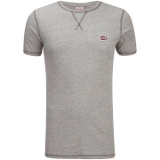 Jack & Jones Men's Originals Kingpin T-Shirt - Light Grey Marl