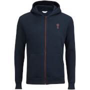Jack & Jones Men's Core Naaron Zip Through Hoody - Navy