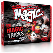 100 Tours de Magie Marvin's Magic Box
