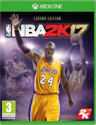 NBA 2K17 - édition légende
