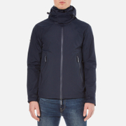 Superdry Men's New Hooded Cliff Hiker Jacket - Eclipse Navy/Dark Charcoal