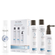 Nioxin Hair System Kit 5 and Bodifying Foam Bundle
