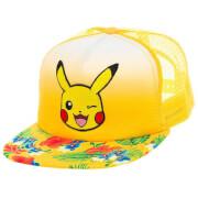Pokémon Pikachu Trucker Snapback Cap