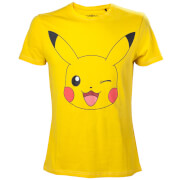 Pokémon Pikachu Winking T-Shirt