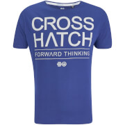 Crosshatch Herren Roshaun T-Shirt - Surf The Web