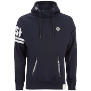Crosshatch Herren Boost Hoody - Night Sky Navy